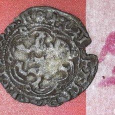 Monedas medievales: ANTIGUA MONEDA DE VELLÓN. Lote 218538153
