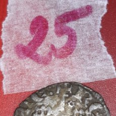 Monedas medievales: ANTIGUA MONEDA DE VELLÓN. Lote 218538311