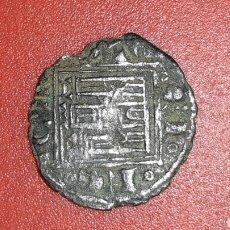 Monedas medievales: ANTIGUA MONEDA DE VELLÓN. Lote 218538403
