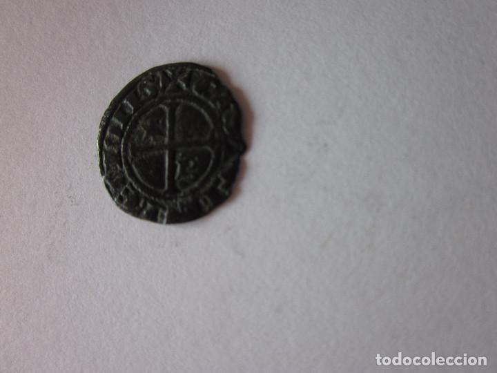 SEISÉN DE SANCHO IV. BURGOS. (Numismática - Medievales - Castilla y León)
