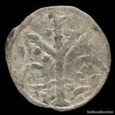 Monedas medievales: ALFONSO IX, DINERO SIN CECA (BAU 240 ) - 17 MM / 0.60 GR.. Lote 218720807