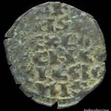 Monedas medievales: ALFONSO X, DINERO 6 LINEAS, CECA CRECIENTE (BAU 368.3) - 18 MM / 0.65 GR.. Lote 218722725
