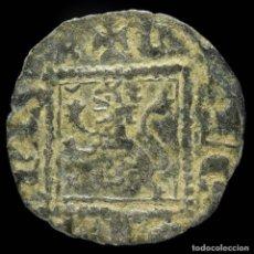 Monedas medievales: ALFONSO XI, NOVEN BURGOS (BAU 483.6) - 18 MM / 0.63 GR.. Lote 218727701