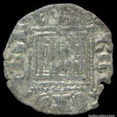 Monedas medievales: ALFONSO XI, NOVEN SEVILLA (BAU 486) - 18 MM / 0.63GR.. Lote 218728560