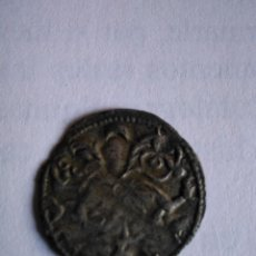 Monedas medievales: EXCELENTE MONEDA DE VELLÓN DE ALFONSO VII,LEONES SIAMESES, MUY ESCASA. Lote 218984488
