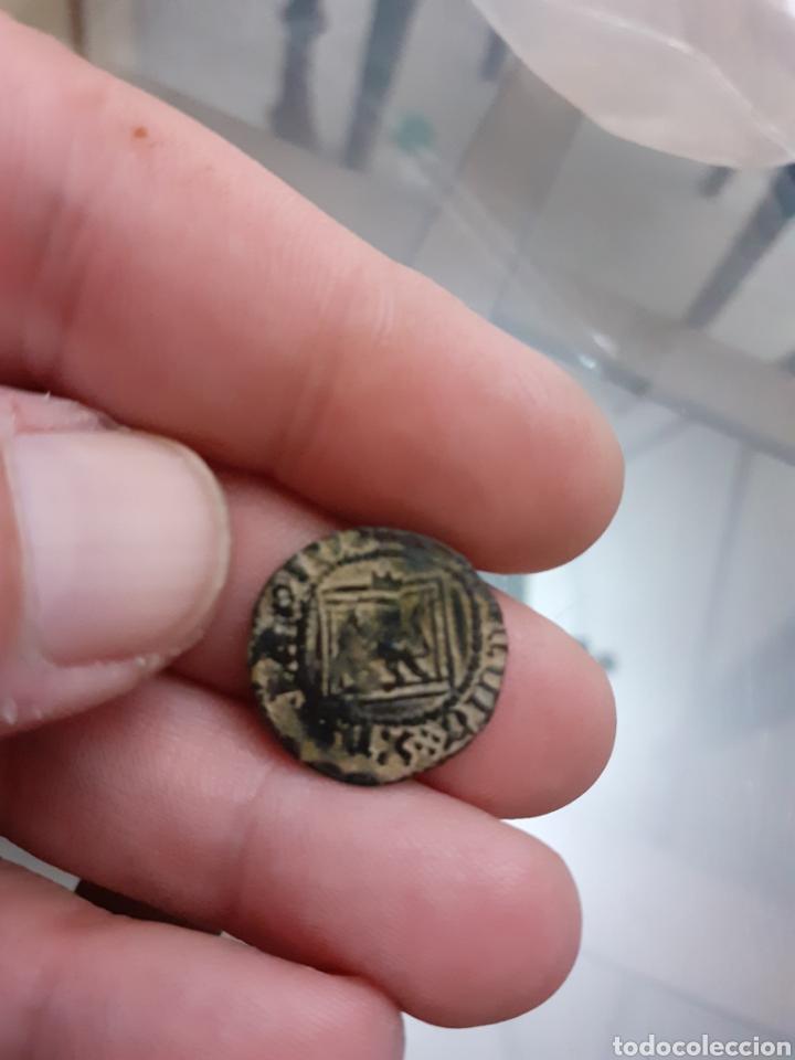 MUY BELLA ACUÑACION MEDIEVAL CASTILLA Y LEÓN REF15 (Numismática - Medievales - Castilla y León)
