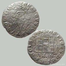 Monedas medievales: ENRIQUE IV, CUARTILLO ACUÑADO EN JAÉN. 80-M. Lote 221612752