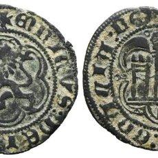 Monedas medievales: *** MUY BONITA BLANCA DE ENRIQUE III (EL DOLIENTE) 1390-1406 BURGOS -B- ***. Lote 221751602