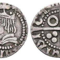 Monedas medievales: *** ESCASO 1/2 CROAT DE FERNANDO II (1479-1516) BARCELONA. CAL-126. PLATA ***. Lote 221754566
