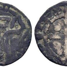 Monedas medievales: ALFONSO IX. 1188-1230. DINERO. CORUÑA. C DELANTE DEL LEÓN. CY1082 (150 €). MBC. MUY RARA. Lote 222082752