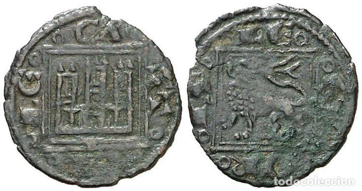 ALFONSO X (1252-1284). CUENCA. ÓBOLO. (AB. 283). 0,45 G. MBC+ (Numismática - Medievales - Castilla y León)