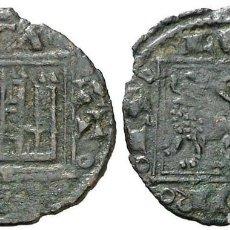 Monedas medievales: ALFONSO X (1252-1284). CUENCA. ÓBOLO. (AB. 283). 0,45 G. MBC+. Lote 222702613