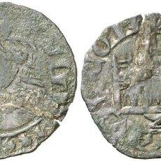 Monedas medievales: DON JUAN MANUEL. CUENCA. CORNADO. (AB. 347, COMO ALFONSO XI). 0,72 G. RARA. MBC+. Lote 222703062
