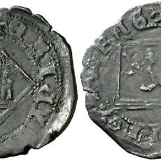 Monedas medievales: ENRIQUE IV (1454-1474). ÁVILA. BLANCA DE ROMBO. (AB. 827). 1,19 G. MBC+. Lote 222704305