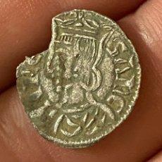 Monedas medievales: SANCHO IV-CORNADO-2 ESTRELLAS-1284 AL 1295. N027. Lote 222994793