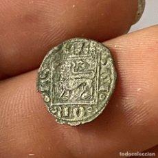 Monedas medievales: ALFONSO X-ÓBOLO-CRECIENTE-CRECIENTE-1252 AL 1284. N33. Lote 222996630