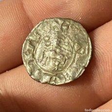 Monedas medievales: ALFONSO X-PEPION-TRES PUNTOS BAJO CASTILLO( RARÍSIMA)1252 AL 1284. N036. Lote 222997230