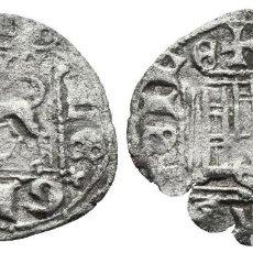 Monete medievali: *** NOVÉN DE ALFONSO XI (1312-1350) SEVILLA, S BAJO EL CASTILLO. AB. 358.3 ***. Lote 223981648