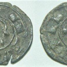 Monedas medievales: BONITO DINERO DE ALFONSO I TOLEDO 1109-1126. Lote 225811763