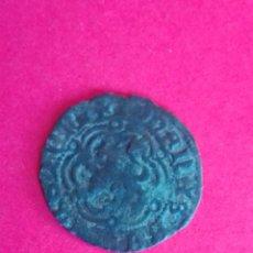 Monedas medievales: REINO DE CASTILLA Y LEÓN. BLANCA DE JUAN II.. Lote 226016480