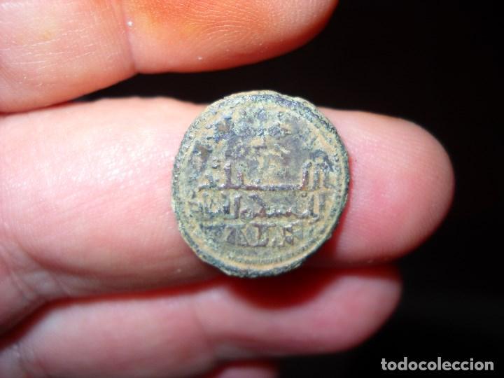 PONDERAL MORABETINO DE ALFONSO VIII (Numismática - Medievales - Castilla y León)