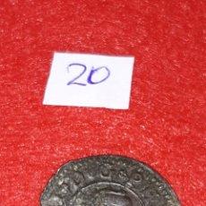 Monedas medievales: ANTIGUA MONEDA PHILIP CUARTO 1663. Lote 229405845