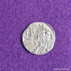 Monedas medievales: DINERO DE VELLON. ALFONSO VIII, REY DE CASTILLA. AÑOS 1158-1214. TOLEDO. CRUZ ANCHA.. Lote 234890210