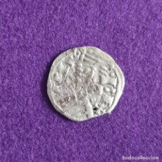 Monedas medievales: DINERO DE VELLON. ALFONSO VIII, REY DE CASTILLA. AÑOS 1158-1214. TOLEDO. DOS PUNTOS. REX.. Lote 234890625