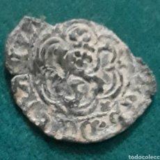 Monedas medievales: MONEDA ENRIQUE III BLANCA 2 CORNADOS DE VELLON TOLEDO T 1390 - 1406. Lote 235305975