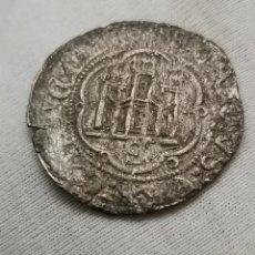 Monedas medievales: BLANCA ENRIQUE III (1390-1406). VELLÓN, CECA SEVILLA.. Lote 237210510