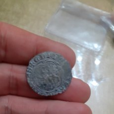 Monedas medievales: MONEDA MEDIEVAL A CATALOGAR ,LEVE DOBLEZ PUEDE SER RARA REF77. Lote 237511460