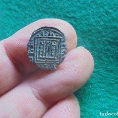 Monedas medievales: PRECIOSO OBOLO DE ALFONSO X , CECA CORUÑA, MUY BUEN EJEMPLAR. Lote 238053310