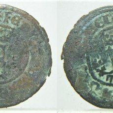 Monedas medievales: MONEDA DE LOS REYES CATOLICOS BLANCA 1/2 MARAVEDI CECA SEGOVIA. Lote 238895710