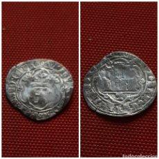 Monedas medievales: ENRIQUE IV MEDIO REAL CUENCA 1454/1471. Lote 243910270
