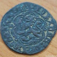 Monedas medievales: MONEDA ESPAÑA ENRIQUE III 2 CORNADOS DE VELLON 1390 - 1406. Lote 245262280