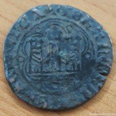 Monedas medievales: MONEDA ESPAÑA ENRIQUE III 2 CORNADOS DE VELLON SEVILLA S. Lote 245266385
