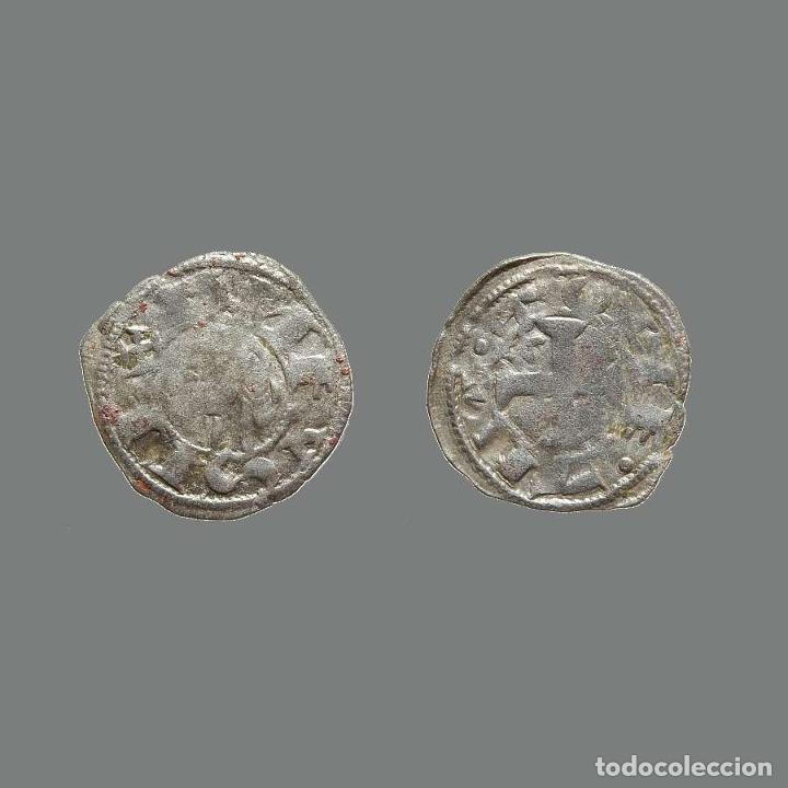 DINERO DE ALFONSO I DE ARAGÓN 1109-1126 TOLEDO. 236-L (Numismática - Medievales - Castilla y León)