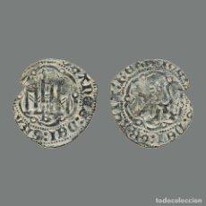 Monedas medievales: JUAN II DE CASTILLA (1406-1454). BLANCA EN VELLÓN. BURGOS. 238-L. Lote 245610290