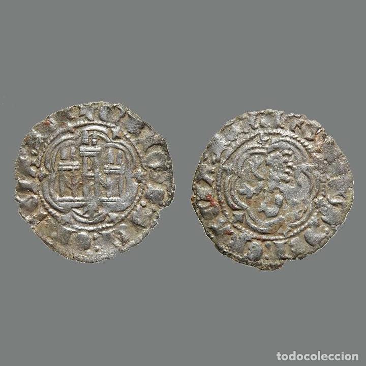 ESPAÑA MEDIEVAL BLANCA DE ENRIQUE III 1390-1406 - TOLEDO. 239-L (Numismática - Medievales - Castilla y León)