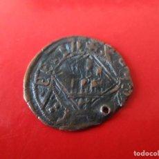 Monedas medievales: REINO DE CASTILLA Y LEON. BLANCA DE ROMBO DE ENRIQUE IV.- 1454/1474 AVILA. Lote 247497765