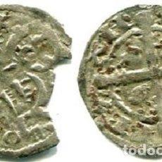 Monete medievali: ALFONSO IX DE LEON, VENERA Y CRUX ENCIMA DE LEON (LEO) DEBAJO. Lote 251546995