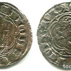 Monnaies médiévales: ENRIQUE III BLANCA DE TOLEDO (T) BAJO LEON BAJO LEON (CENTRADA Y LEYENDAS COMPLETAS). Lote 251679310