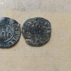 Monete medievali: LOTE DE 2 MONEDAS DE ENRIQUE IV.. Lote 251729065