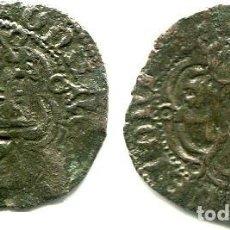 Monnaies médiévales: JUAN II BLANCA DE SEVILLA (S) TUNBADA BAJO CASTILLO. Lote 251815265