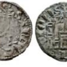 Monedas medievales: CASTILLA. SANCHO IV. CORNADO. BURGOS. 1286-95. ESTRELLA. B Y ESTRELLA. VARIANTES. LOTE DE CINCO.. Lote 252561990