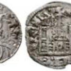 Monedas medievales: CASTILLA. SANCHO IV. CORNADO. BURGOS. 1286-95. ESTRELLA. B Y ESTRELLA. VARIANTES. LOTE DE 5. Lote 252566155