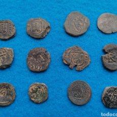 Monete medievali: MONEDAS ANTIGUAS. Lote 254507890