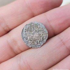 Monedas medievales: BONITO DINERO DE LAS 6 LINEAS ALFONSO-X. Lote 255338235