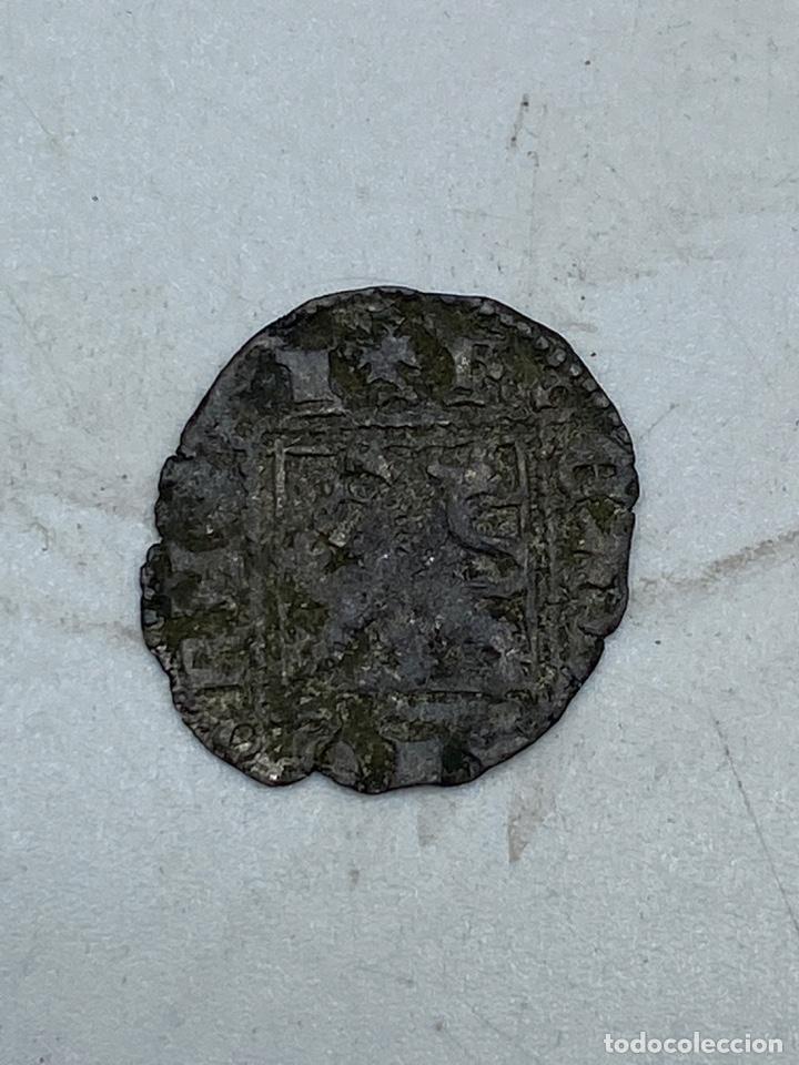 Monedas medievales: MONEDA. ENRIQUE II. DINERO NOVEN. CUENCA?. VER FOTOS - Foto 3 - 255970555
