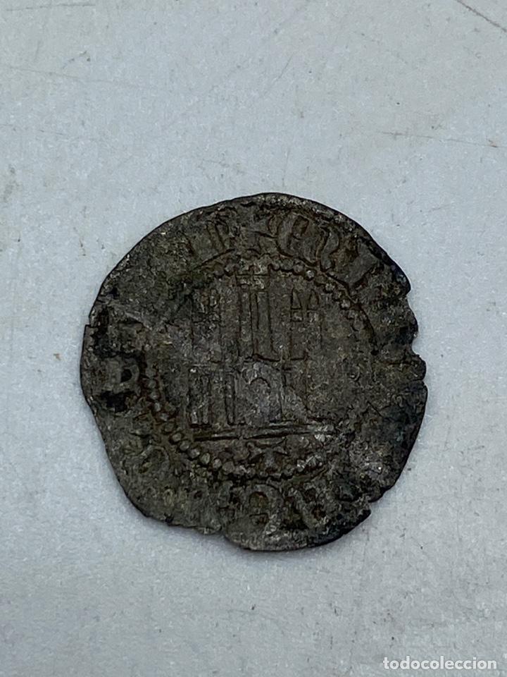 Monedas medievales: MONEDA. ENRIQUE IV. MARAVEDI. TOLEDO. VER - Foto 2 - 255972890